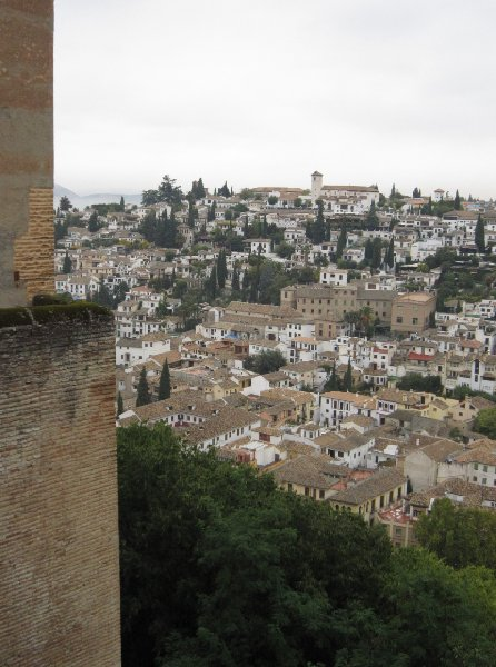 Granada Spain Travel Information
