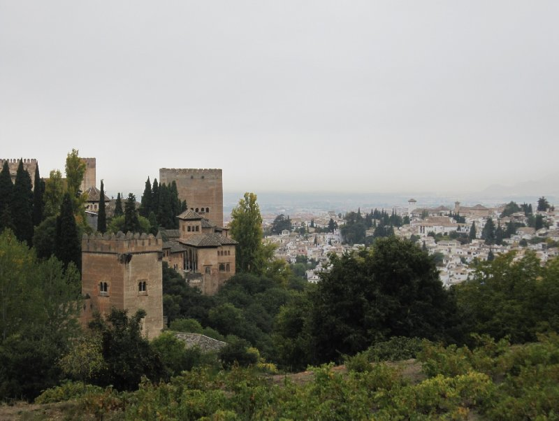 Cultural Trip to Granada Spain Vacation Tips