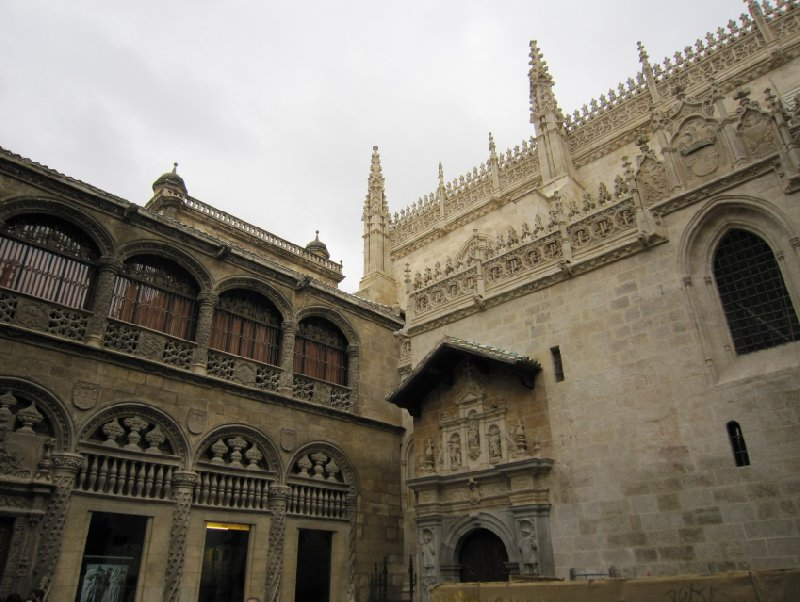 Cultural Trip to Granada Spain Review Photograph