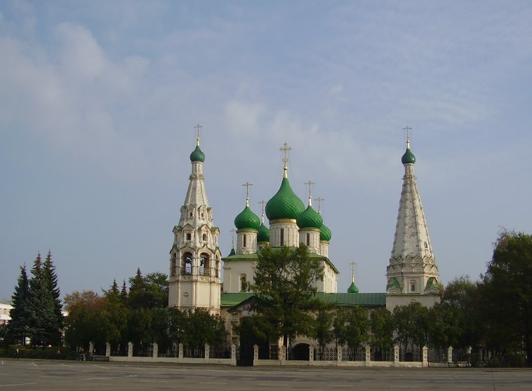 Yaroslavl Russia Travel Blogs