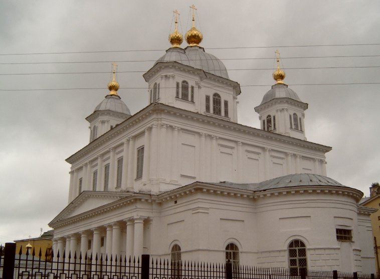 Yaroslavl Russia Review Sharing