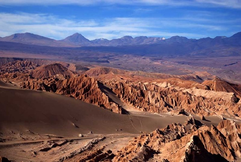 Photo Touring the Atacama Desert Chile Desert