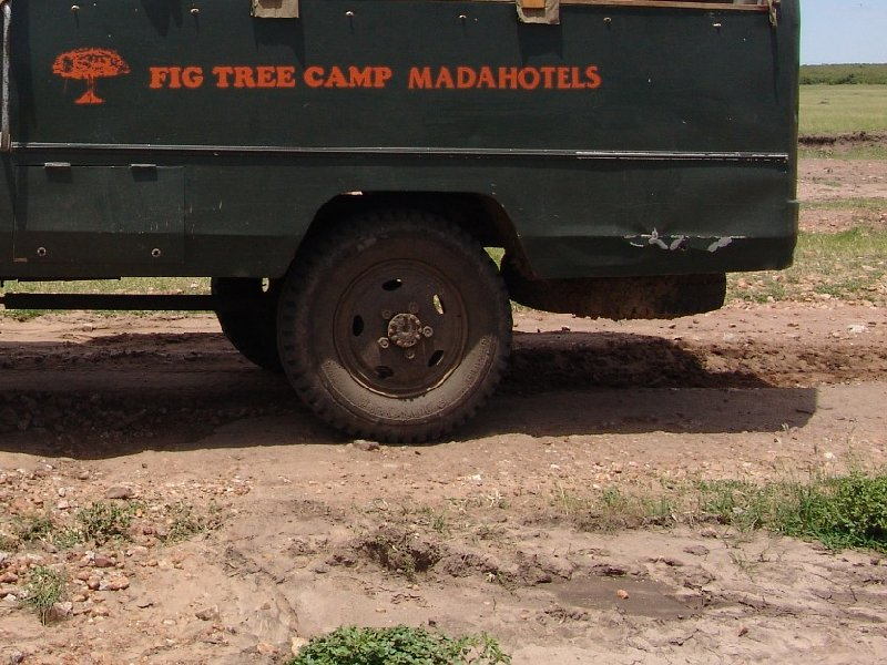 Great Masai Mara Camp Stay Kenya Photography