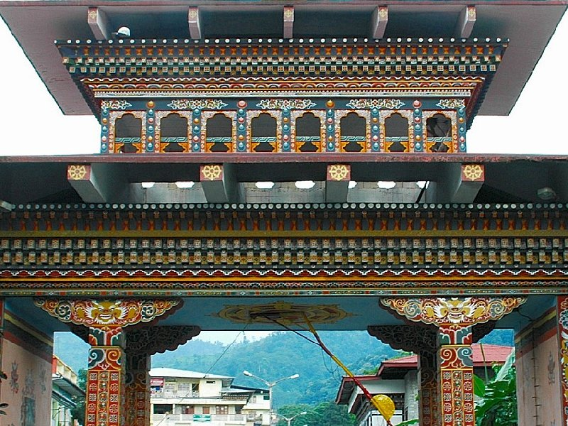 Phuentsholing Bhutan Travel Guide Travel Blog