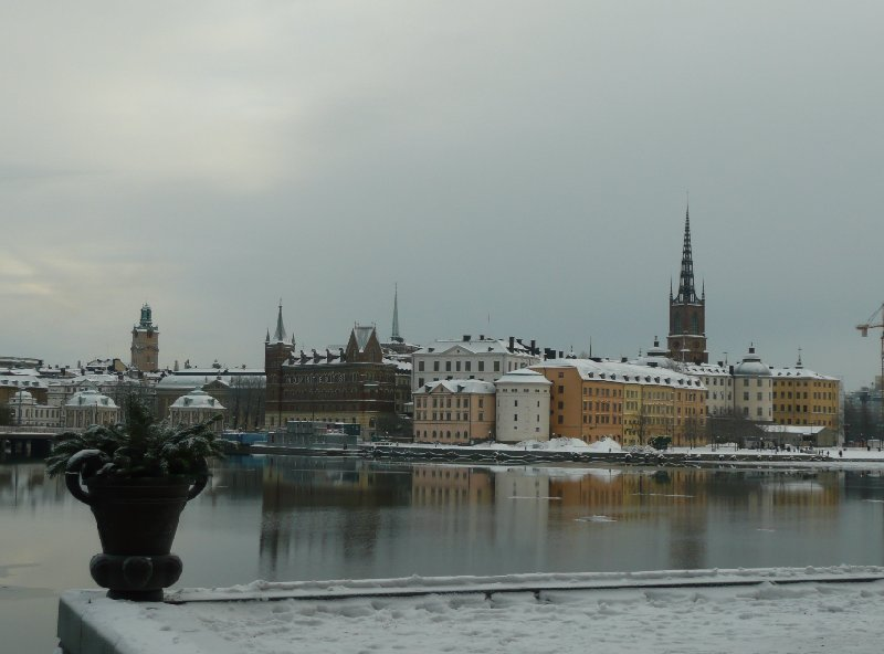 Photo Christmas Holiday in Stockholm definately