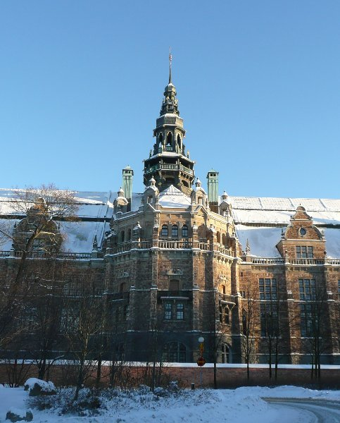 Christmas Holiday in Stockholm Sweden Travel Album