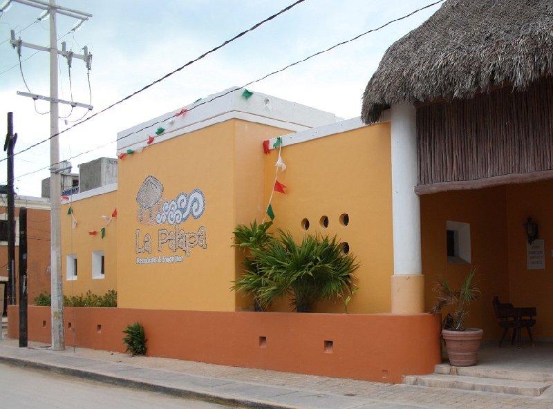 Celestun Mexico