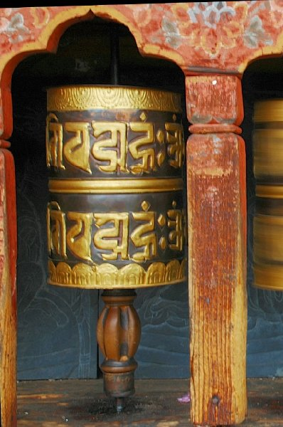 Photo Travel to Thimphu Bhutan located