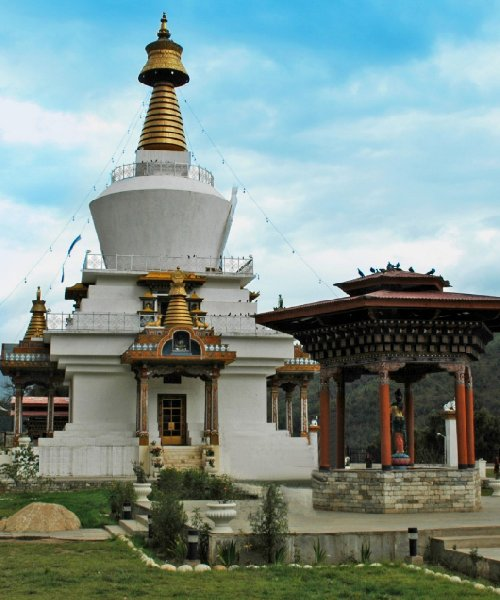 Thimphu Bhutan Holiday Adventure Album