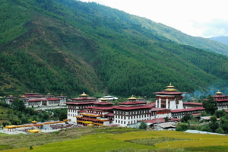 Thimphu Bhutan Holiday Adventure Travel Package