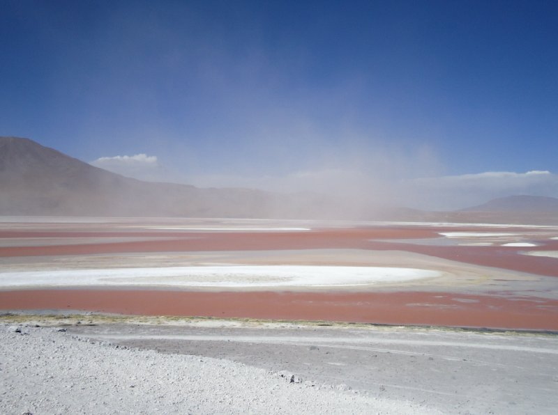 Photo Bus tour from Chile to Bolivia through