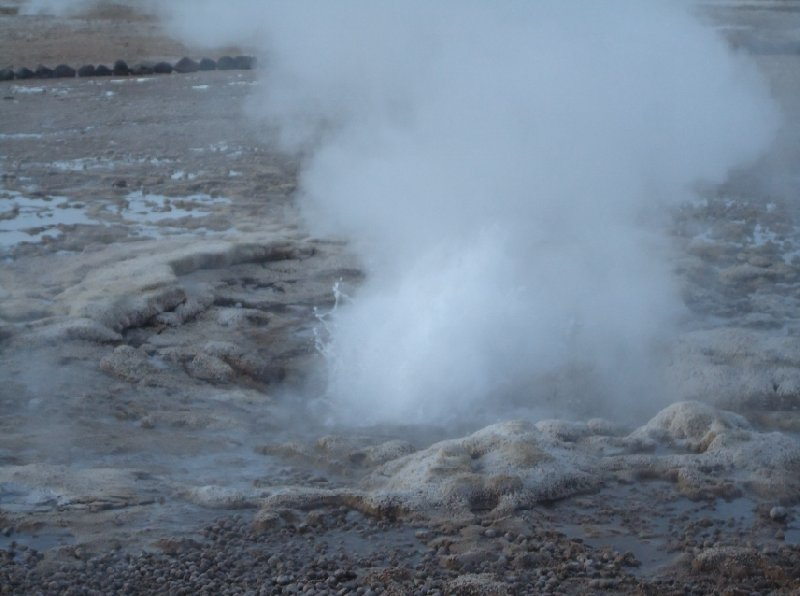 El Tatio Chile Diary Sharing