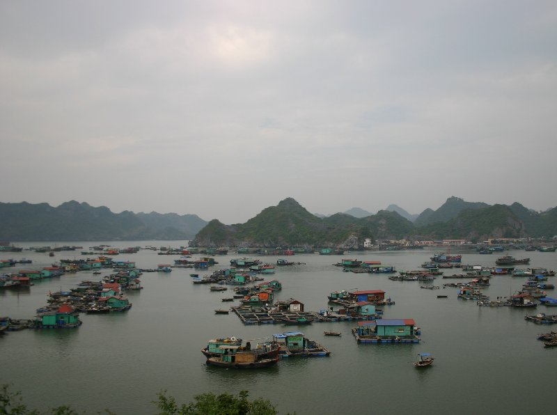 Photo Cat Ba Island in Halong Bay During
