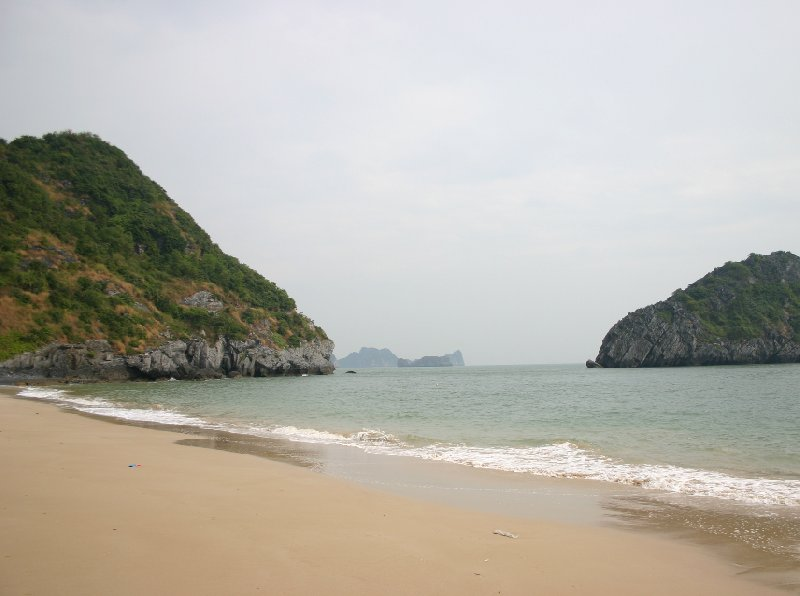 Cat Ba Island in Halong Bay Vietnam Vacation Pictures