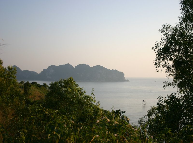 Cat Ba Island in Halong Bay Vietnam Holiday Sharing