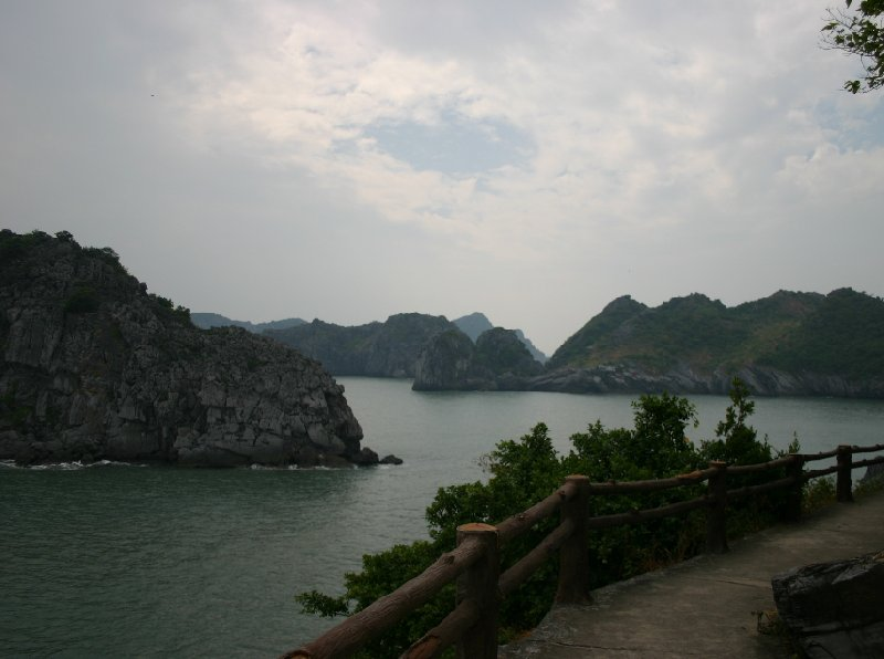 Cat Ba Island in Halong Bay Vietnam Trip Pictures