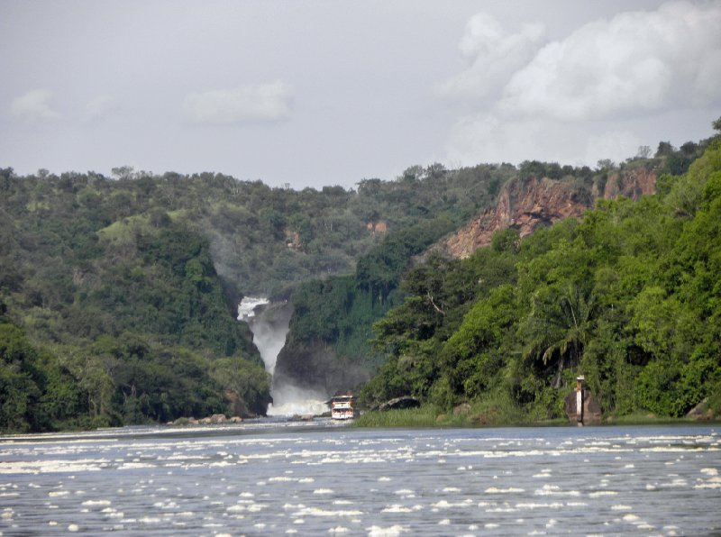 Photo Uganda Safari Murchison Falls NP lifetime
