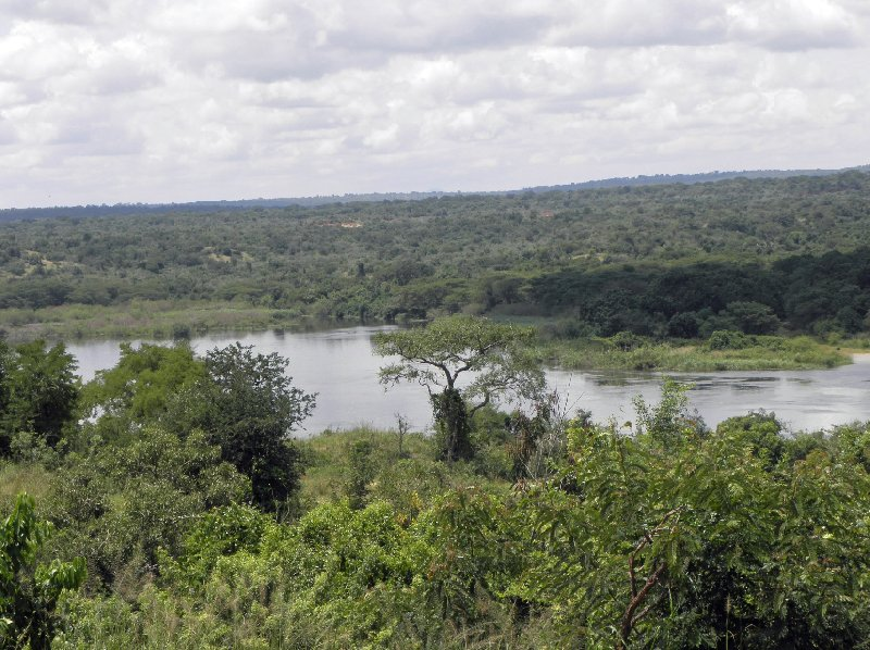 Photo Uganda Safari Murchison Falls NP welcomed