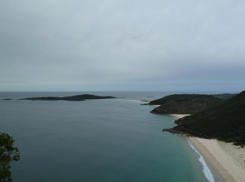 Camping Stay in Nelson Bay Australia Photos