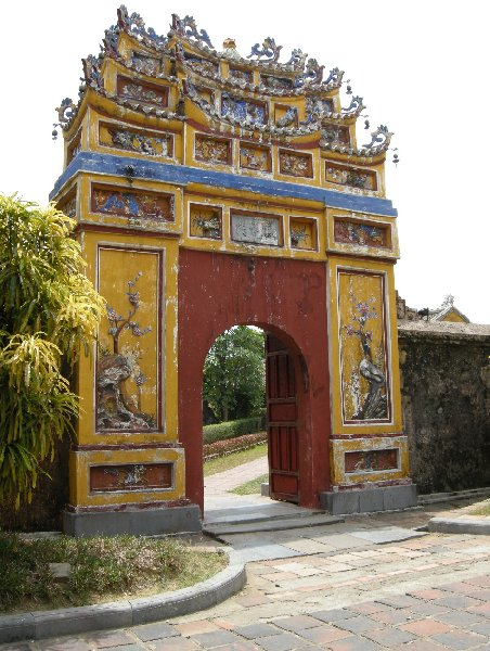 Touring around Hue Vietnam Picture gallery