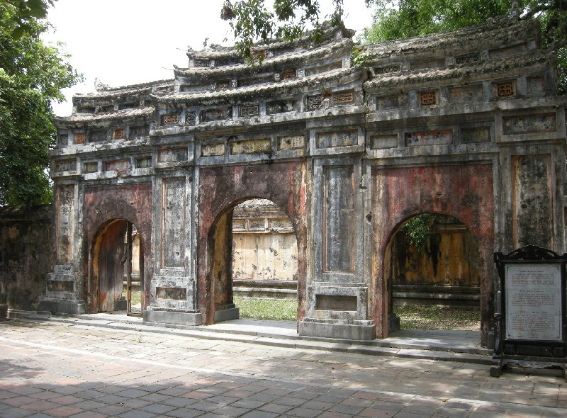 Touring around Hue Vietnam Diary Adventure