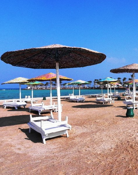 Photo Hotel in Hurghada Egypt Golden