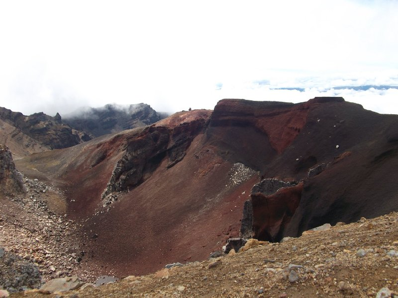 Tongariro Crossing New Zealand Erua Trip Experience