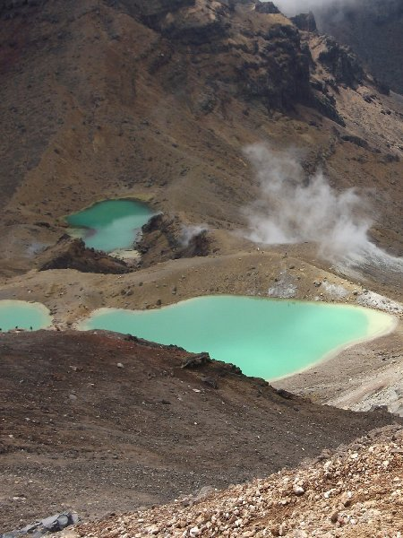 Tongariro Crossing New Zealand Erua Blog Photo