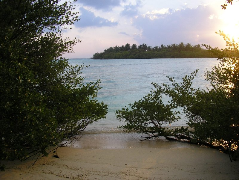 Photo Great Island Resort on Meemu Atoll January