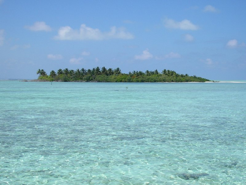 Photo Great Island Resort on Meemu Atoll romantic