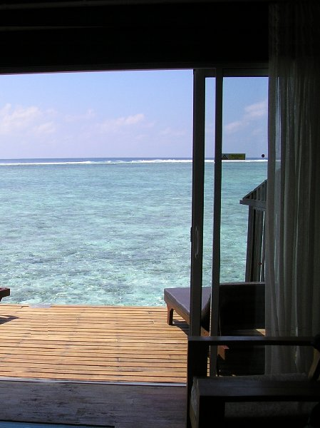 Photo Great Island Resort on Meemu Atoll Gaulle