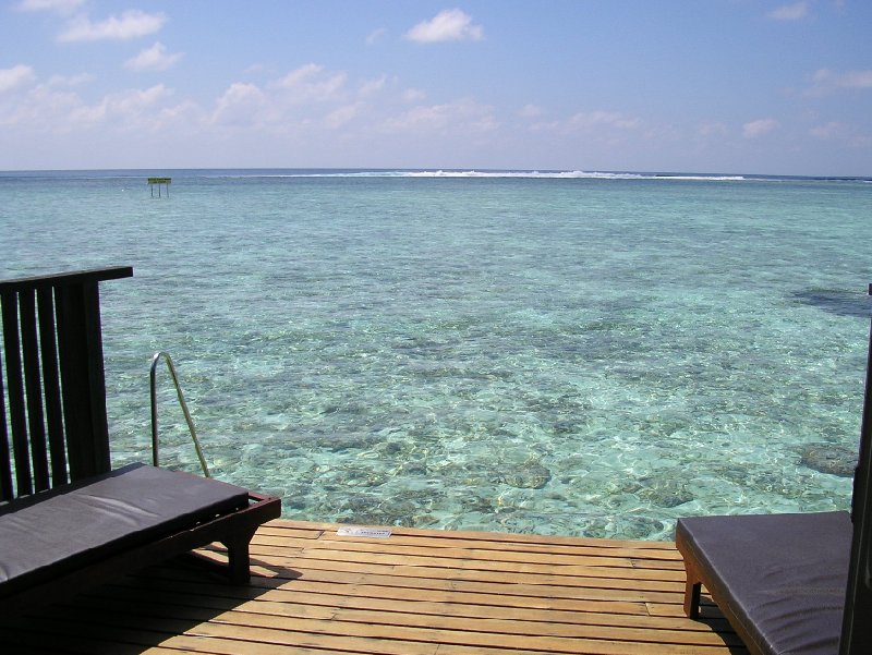 Photo Great Island Resort on Meemu Atoll Airport