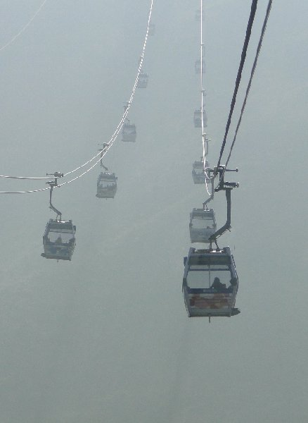 Lantau Island Hong Kong Experience