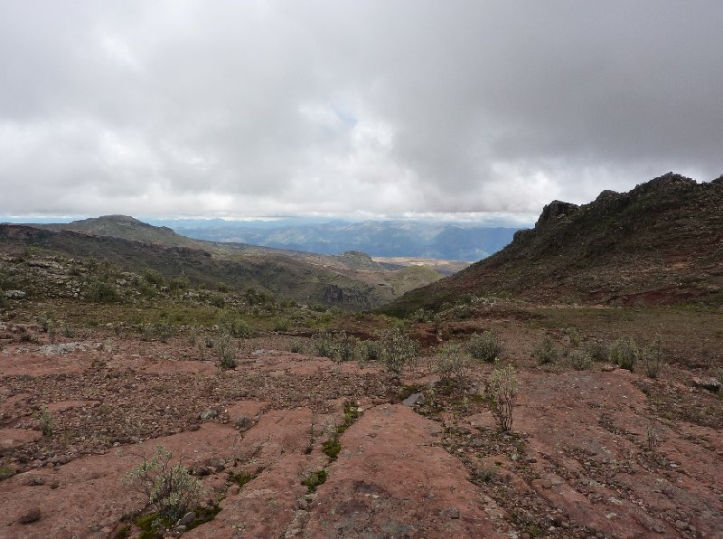 Trekking Torotoro National Park Bolivia Blog Photos