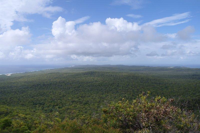 Moreton Island Australia