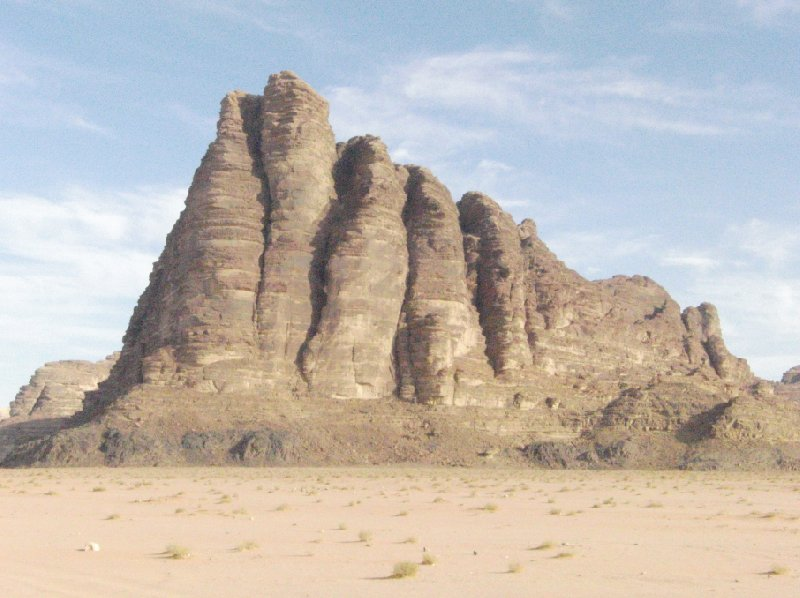 Wadi Rum Jordan Travel Gallery