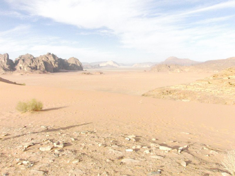 Wadi Rum Jordan Vacation Pictures