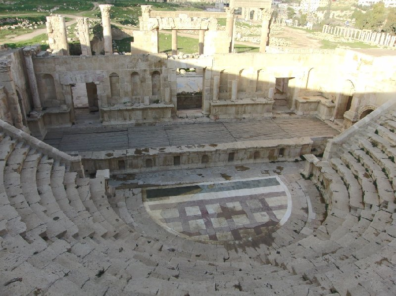 Jordan Round Trip Wadi Rum Diary Information