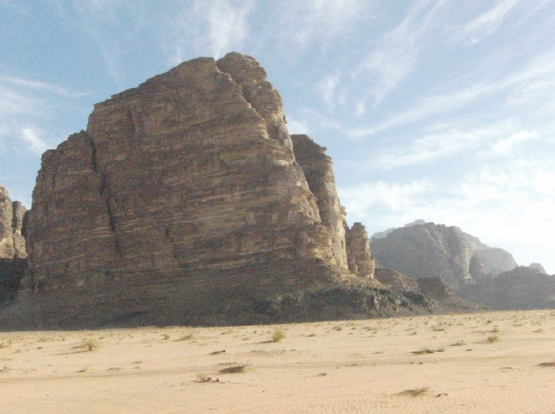 Jordan Round Trip Wadi Rum Travel Photos