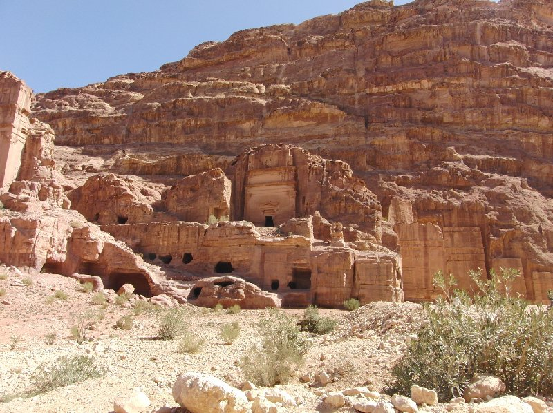 Jordan Round Trip Wadi Rum Holiday Adventure
