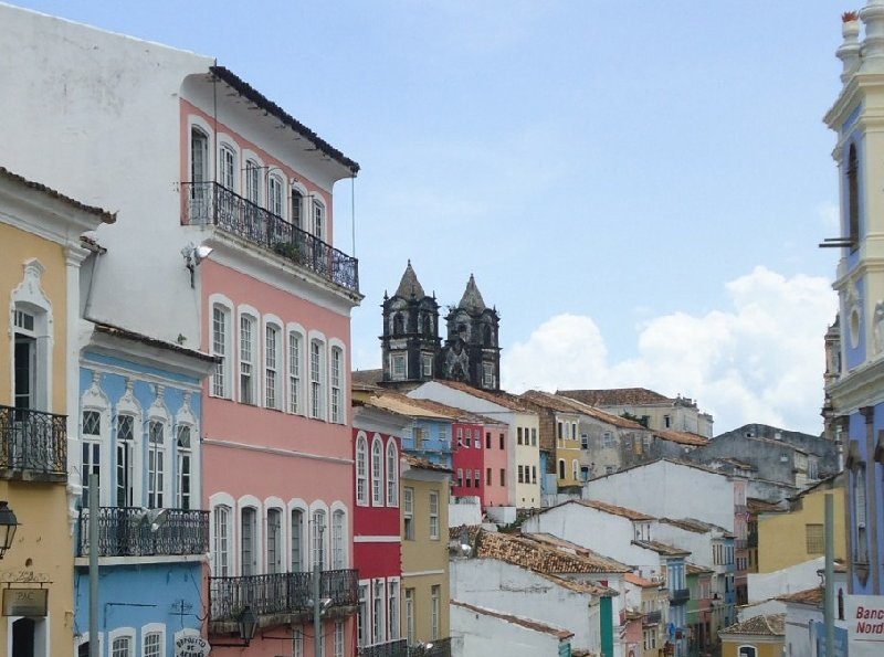 Salvador da Bahia Hiking Trip Brazil Diary