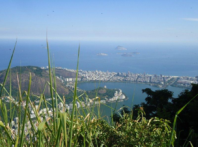 Photo Rio de Janeiro Trip to Ilha Grande writing