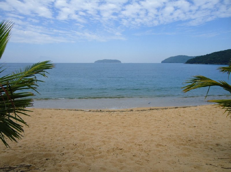 Rio de Janeiro Trip to Ilha Grande Brazil Diary Photo