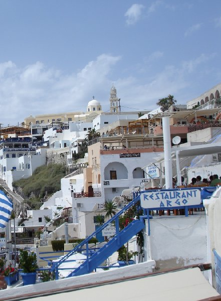 Santorini Greece Blog Adventure