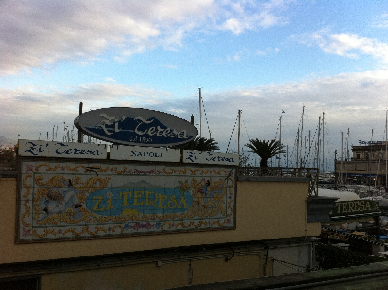 Great Stay on the Bay in Naples Italy Travel Information