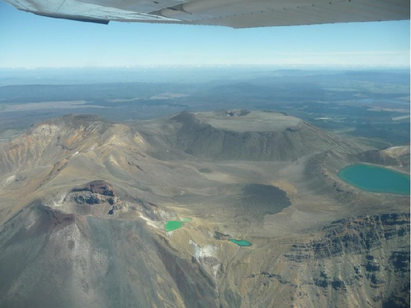 Mount Ngauruhoe flight New Zealand Photo Sharing