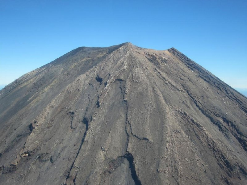 Mount Ngauruhoe flight New Zealand Vacation Experience