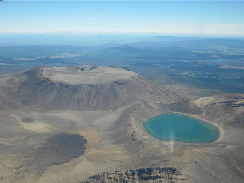 Mount Ngauruhoe flight New Zealand Information