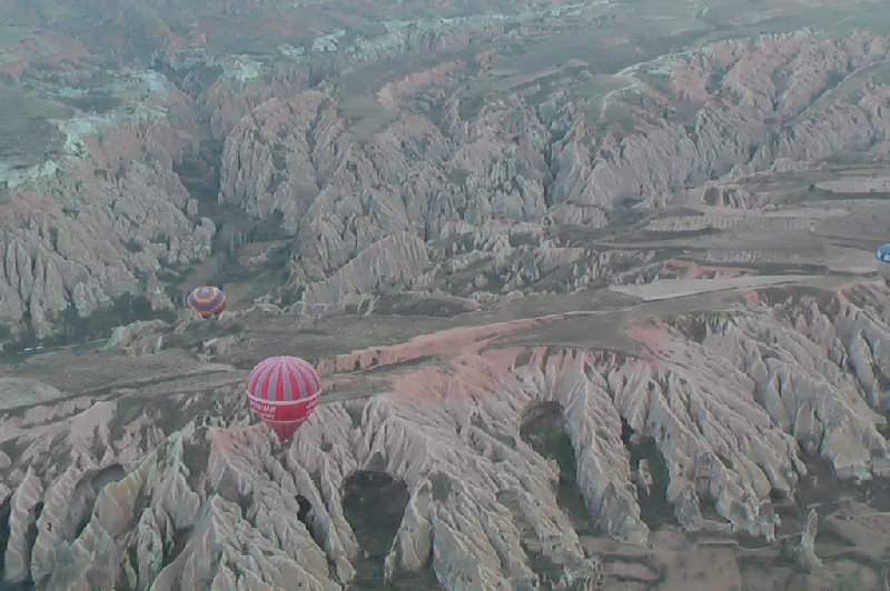 Hot-air-balloon Flight in Cappadocia Goreme Turkey Trip Sharing