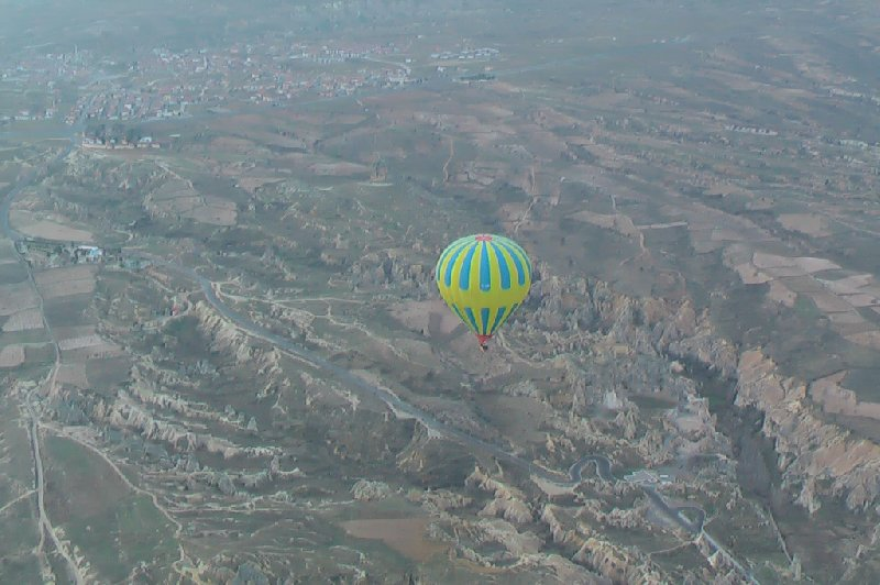 Hot-air-balloon Flight in Cappadocia Goreme Turkey Review Picture